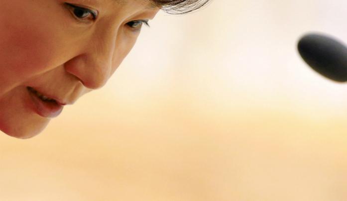 Surcorea: Ordenan arresto a expresidenta