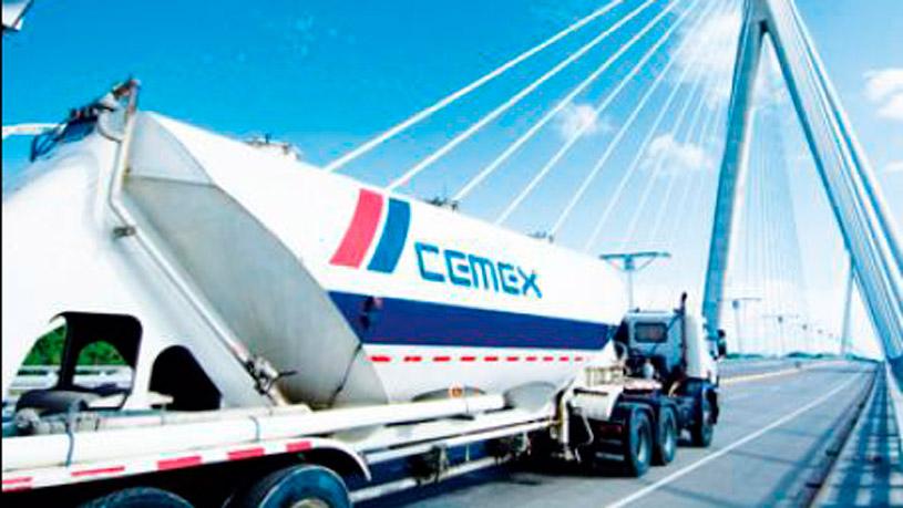 Cemex abierta a cotizar cemento para muro