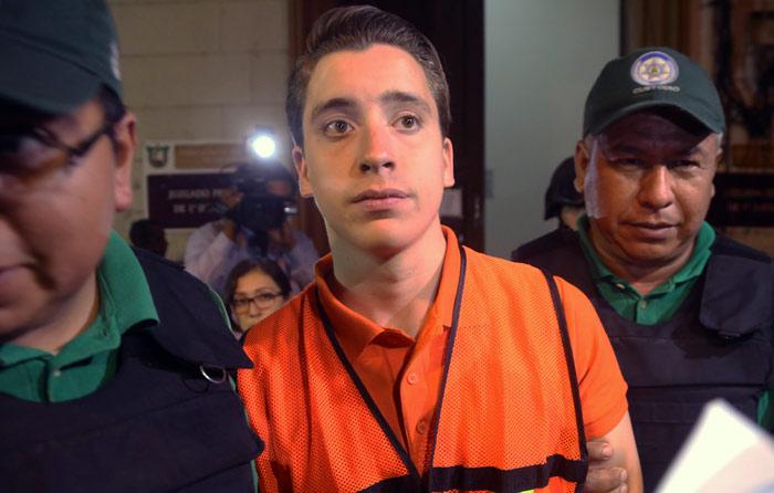 Amparan al 'porky' Diego Cruz; será liberado
