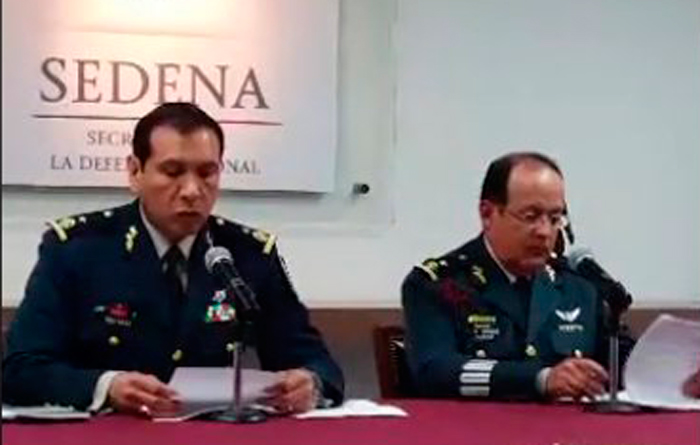 Ejército responde a AMLO; pide probar abusos