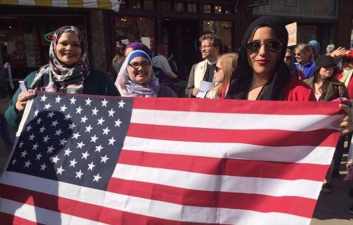 EU niega entrada a ciudadana musulmana
