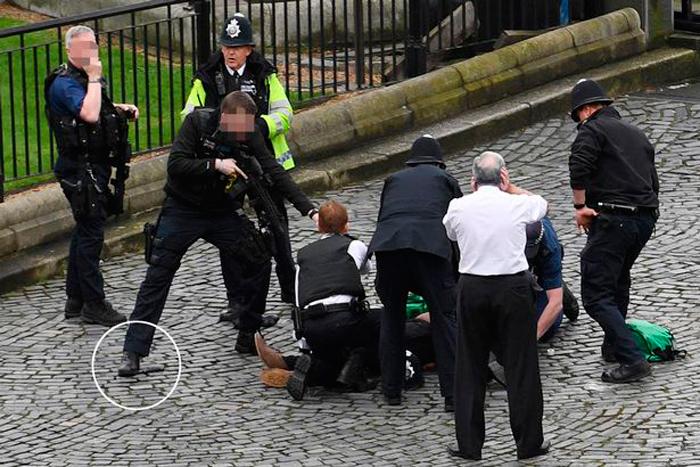 ISIS se adjudica ataque en Londres