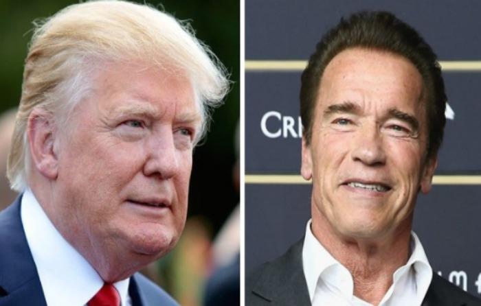 Schwarzenegger se burla (otra vez) de Trump