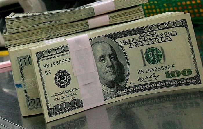 Peso cae a su peor nivel en cinco meses; dólar libre en 19.50