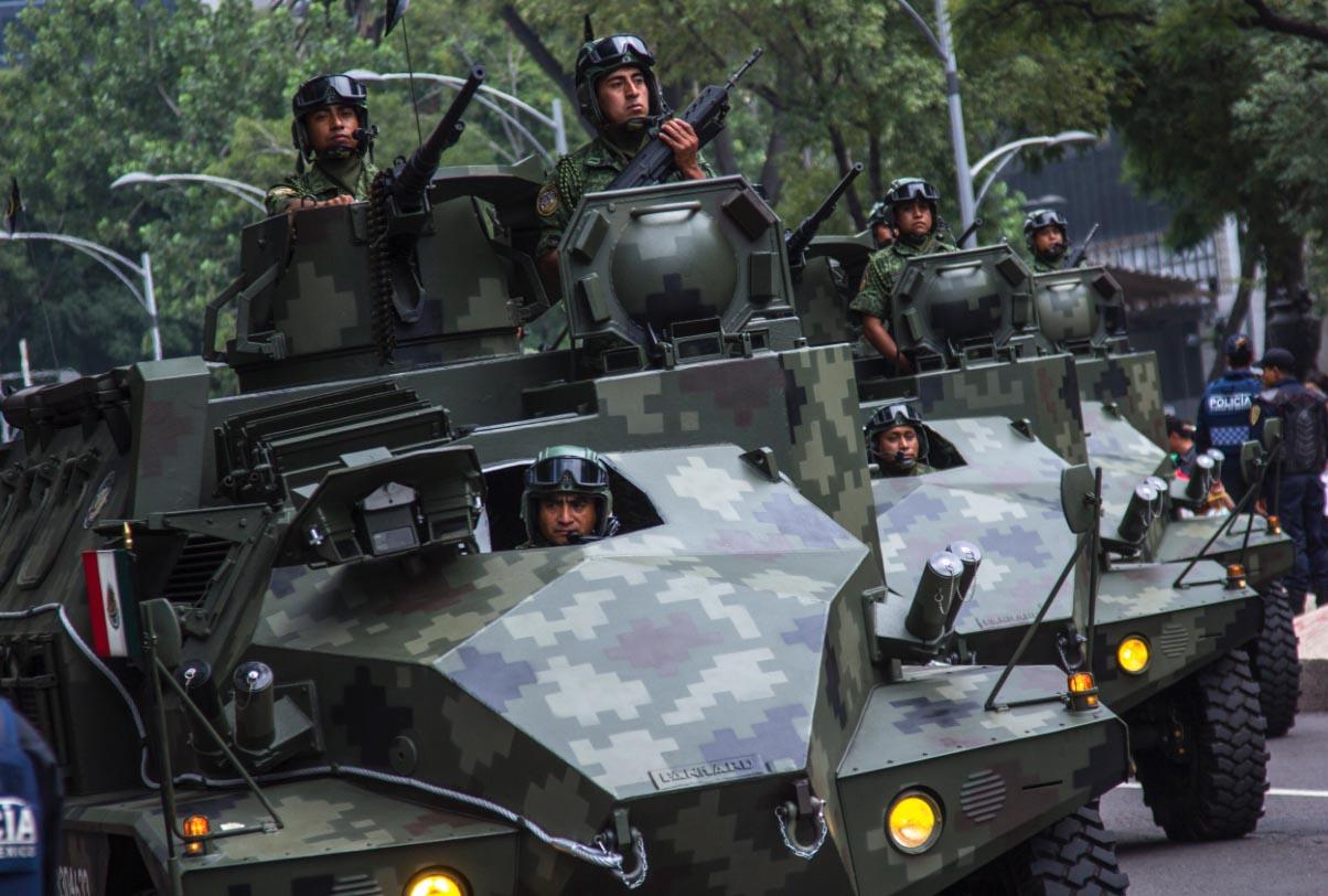 """""""El Ejército no se va a subordinar"""""""