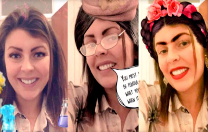 Filtros de Snapchat por Día de la Mujer generan nueva polémica