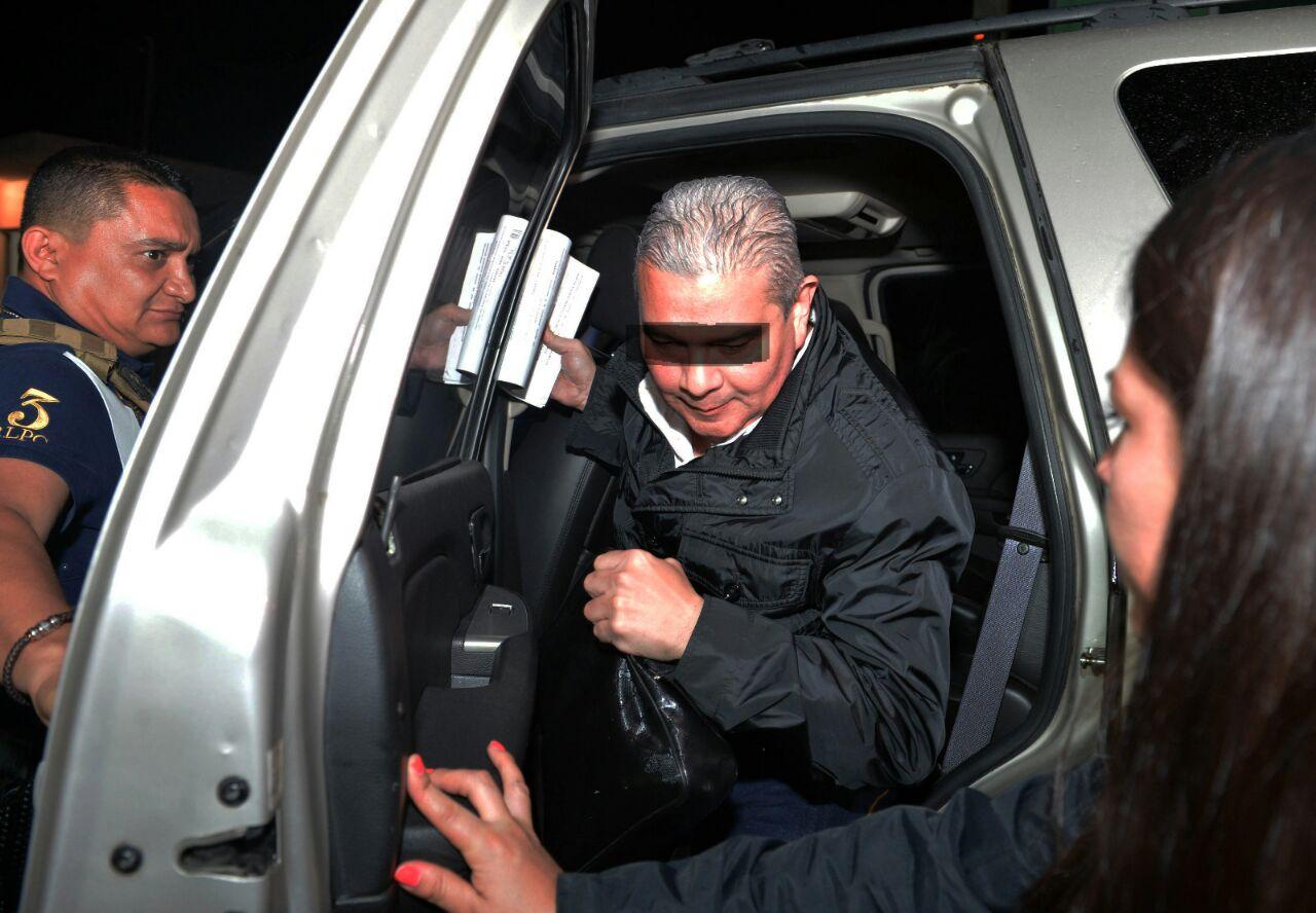 Prisión preventiva contra extesorero de Duarte