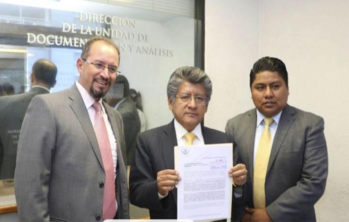 PRD denuncia a JVM por presunto lavado de dinero