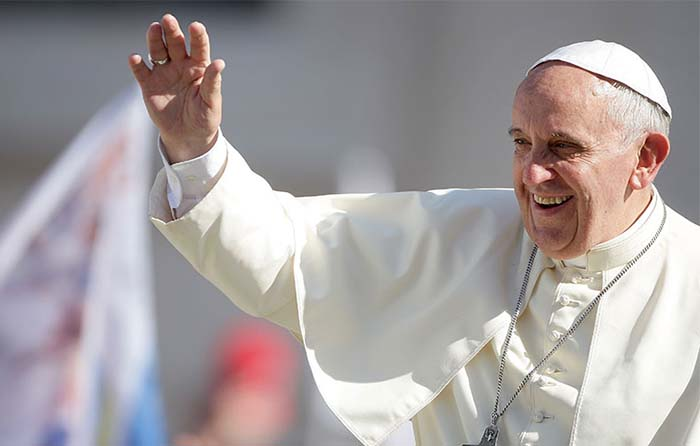 Papa Francisco visitará Egipto en abril