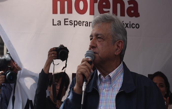 AMLO exhorta a Barrales se sume a Morena