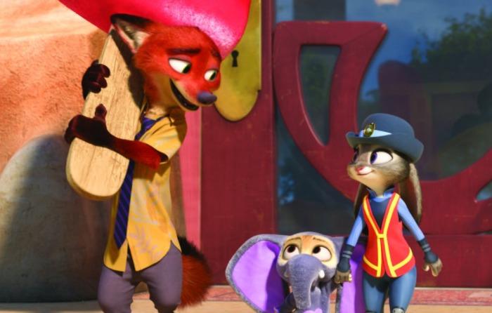Demandan a Disney por plagio de Zootopia