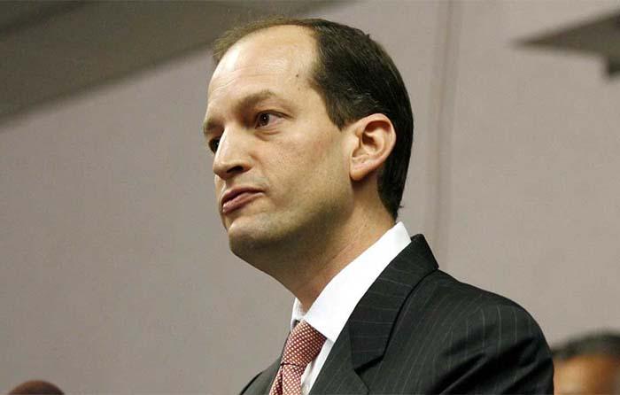 Alexander Acosta nuevo secretario del Trabajo de EU