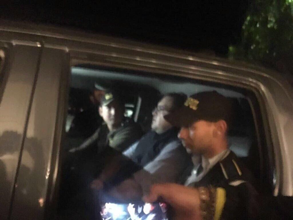 VIDEO | Así fue la captura de Javier Duarte