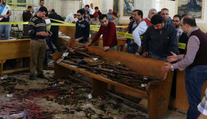 Se elevan a 44 los muertos en Egipto