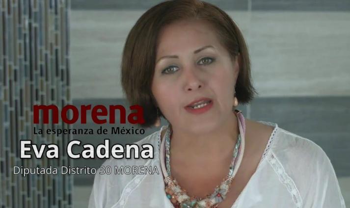 Fepade abre investigación a Eva Cadena