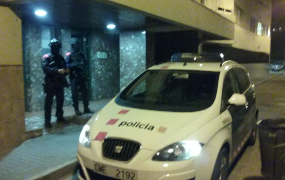 Caen en España presuntos atacantes de Bruselas