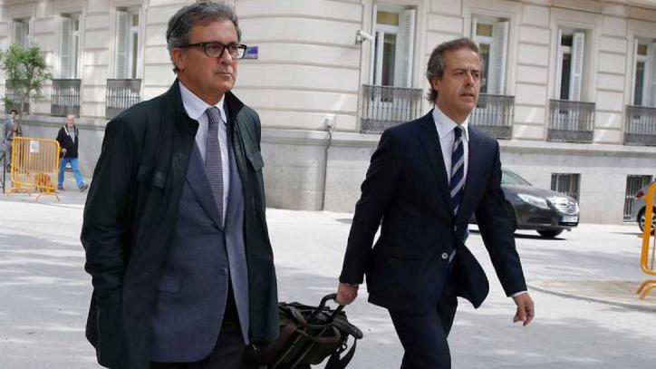 Prisión sin fianza a hijo de expresidente catalán