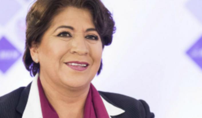 Delfina acusa a EPN de filtraciones en debate