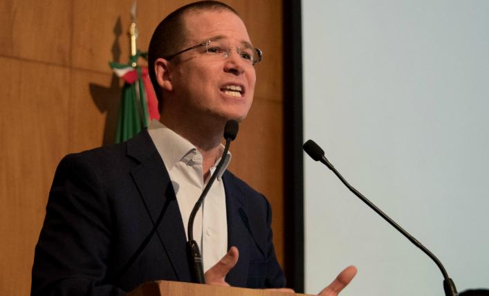 Anaya critica misiva de AMLO a Peña
