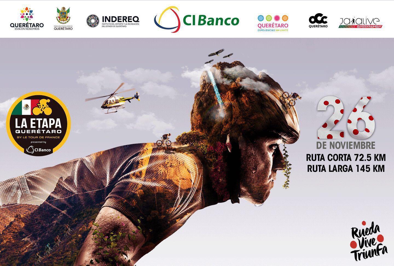 CIBanco apoya Etapa Querétaro By Le Tour 2017