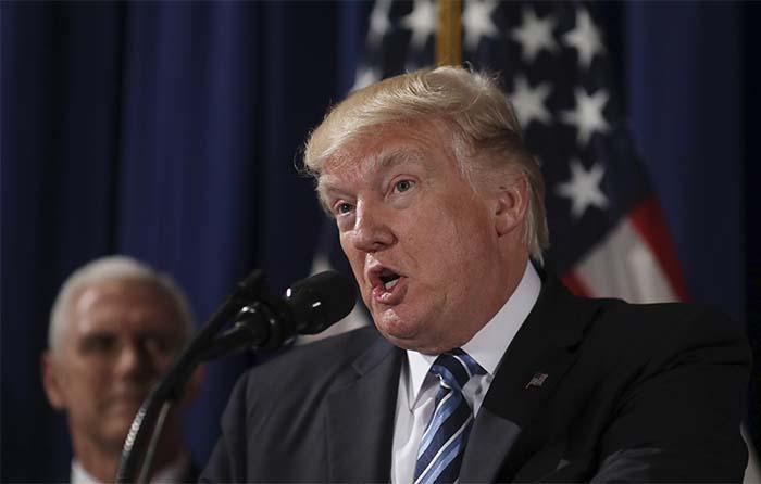 Ponerle fin al TLCAN, que sería un enorme shock: Trump