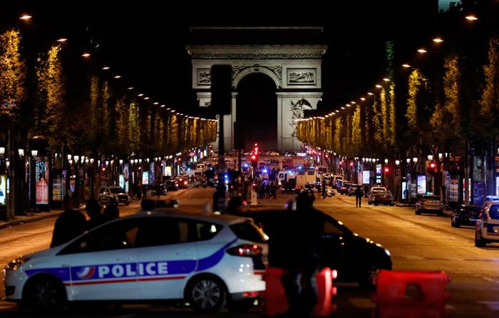 Detienen a familiares de autor de ataque en París