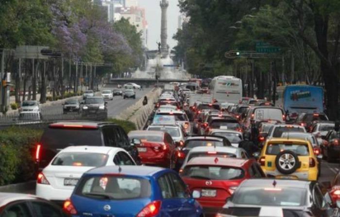 Capitalinos desconocen ley de tránsito