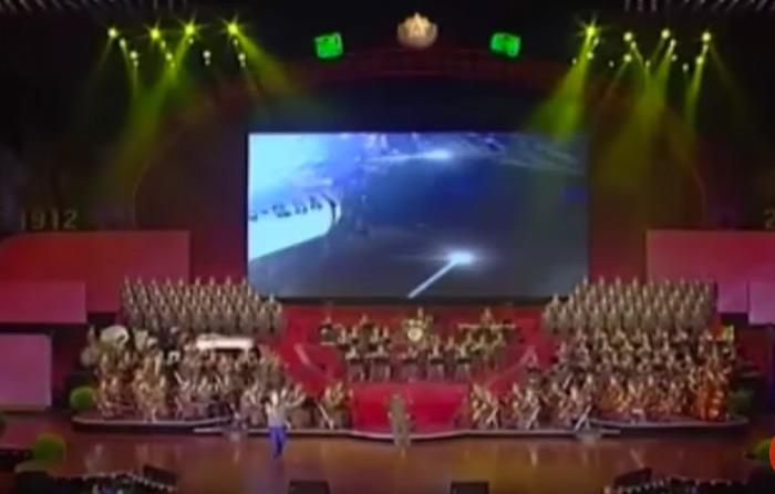 Norcorea bombardea EU...en simulación