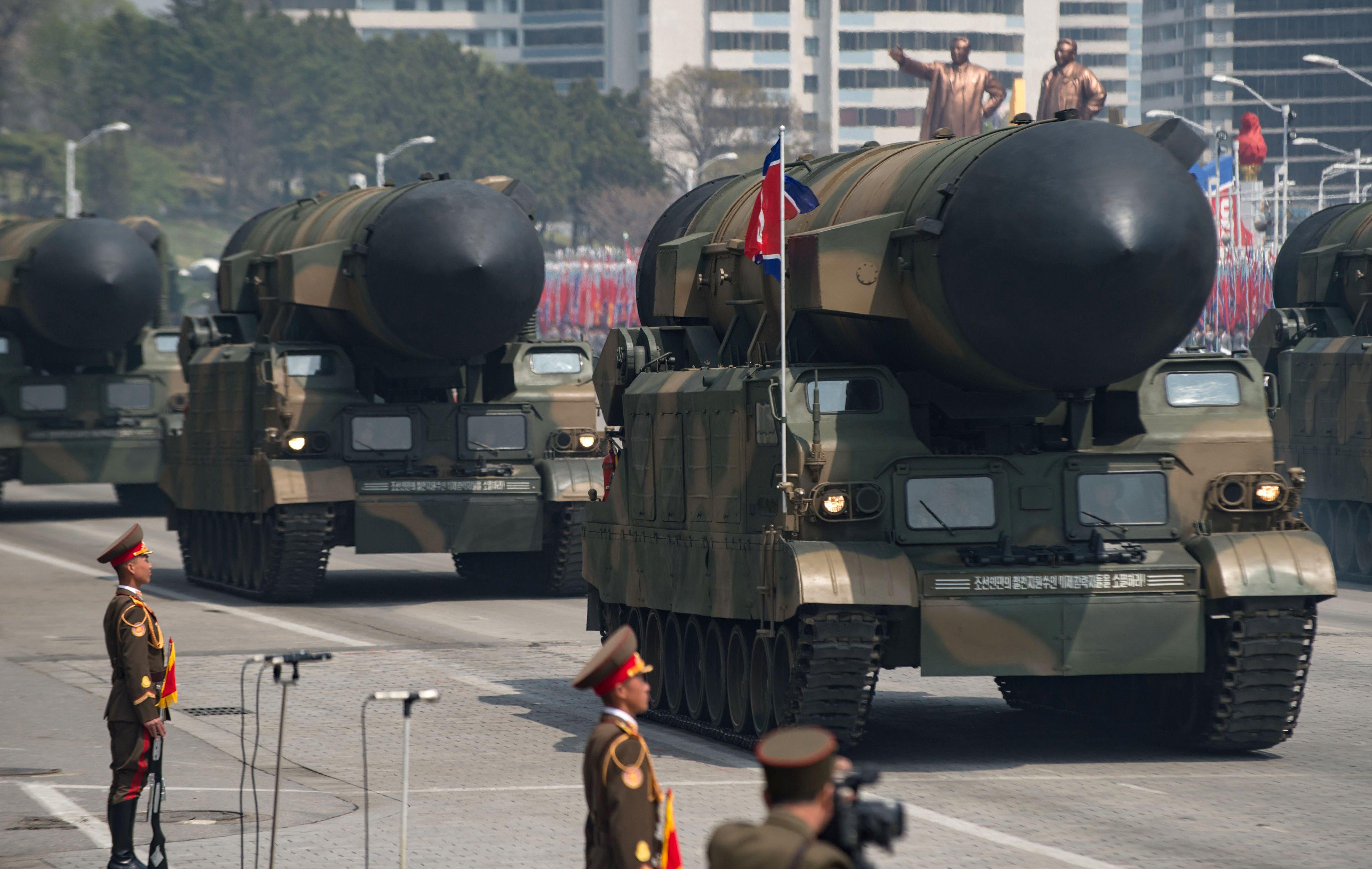 Corea del Norte listo para cualquier ataque