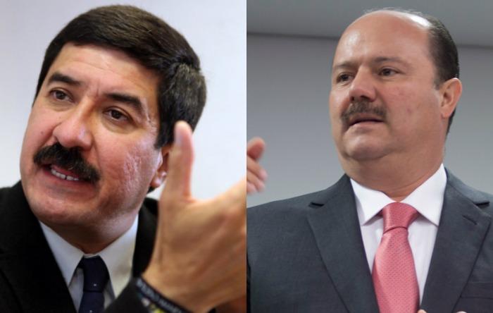 """Duarte denuncia a Corral por """"persecución política"""""""