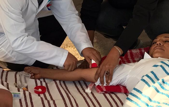 Admiten 'desvíos técnicos' a enfermeras en Tuxtla