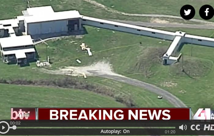 Explosión en planta del Ejército en Missouri; 1 muerto