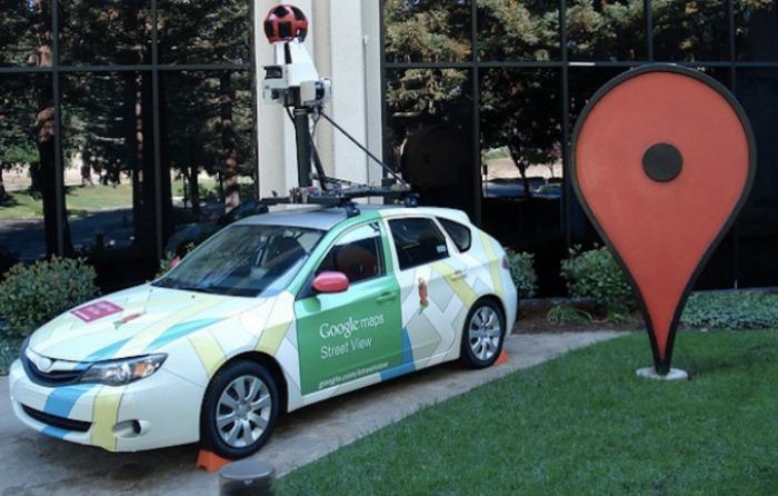 Ahora Google Maps encuentra tu coche