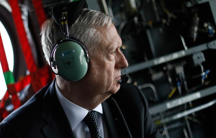 Jefe del Pentágono visita Afganistán