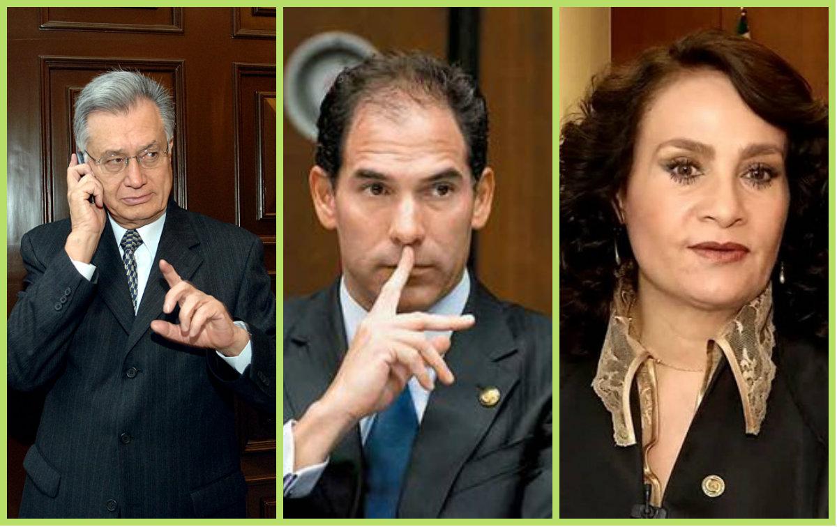 Si habrá reacomodo en el Senado: Escudero