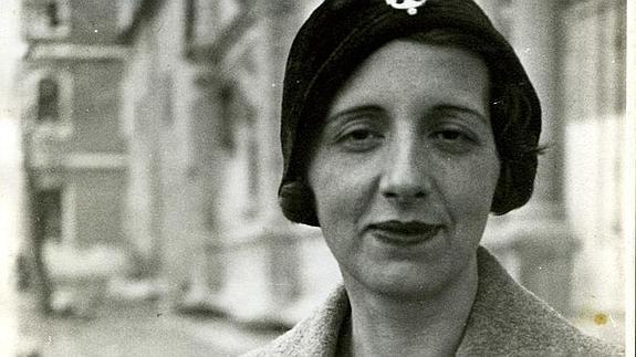 Google recuerda a María Zambrano