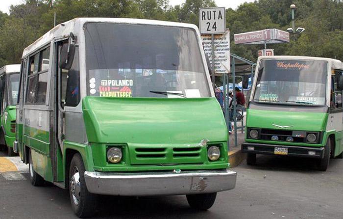 Aumenta 1 peso transporte público en CDMX