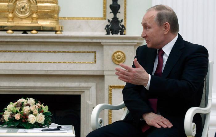 Relaciones con EU se han deteriorado: Putin