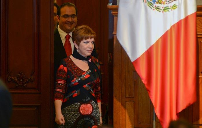 Exvocera de Duarte seguirá en la cárcel, le niegan amparo