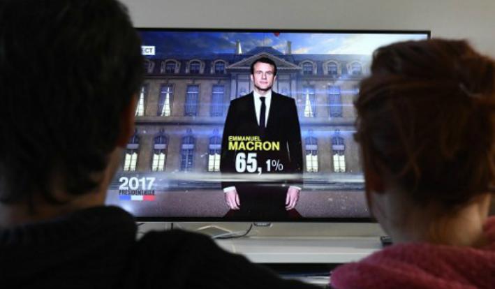 Francia elige a Macron y frena a ultraderecha