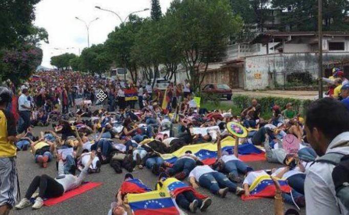 """Venezuela: """"No más"""" exigen madres en su día"""
