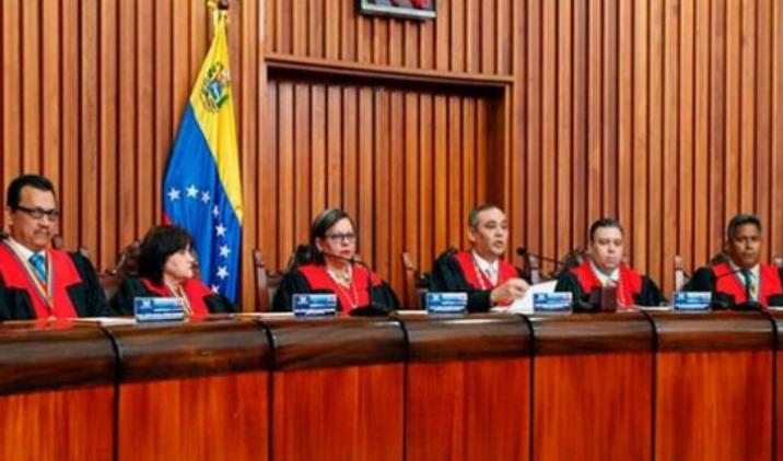 EU sanciona a 8 magistrados venezolanos