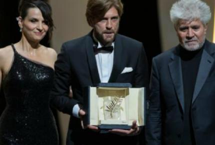 "Sorpresa en Cannes: ""The Square"", se lleva Palma de Oro"