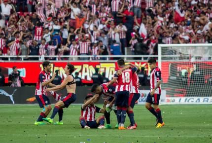 Chivas vs Tigres, lo más visto en TV de paga en 2017