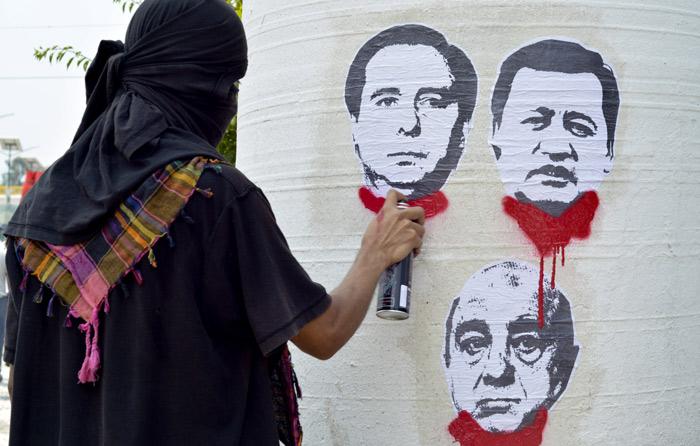 PGR indaga omisión de evidencia en caso Ayotzinapa