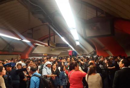 Sin servicio L9 de Metro de Tacubaya a Chilpancingo