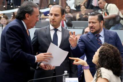Turnan al Senado petición para comisión por los 43