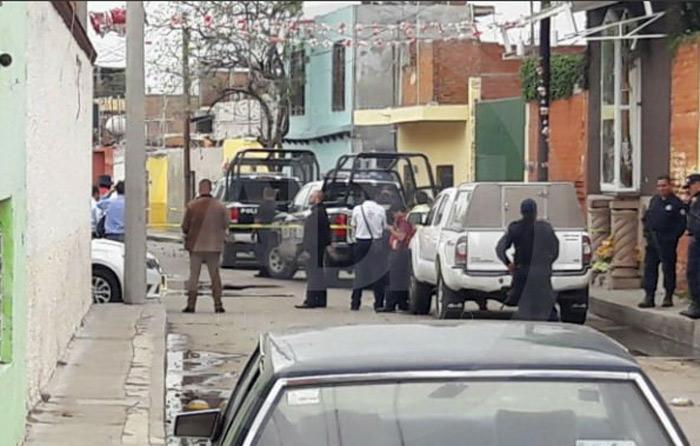 Matan a mando policiaco de Apaseo El Grande