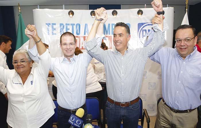 Anaya pide a INE atraiga elección de Coahuila