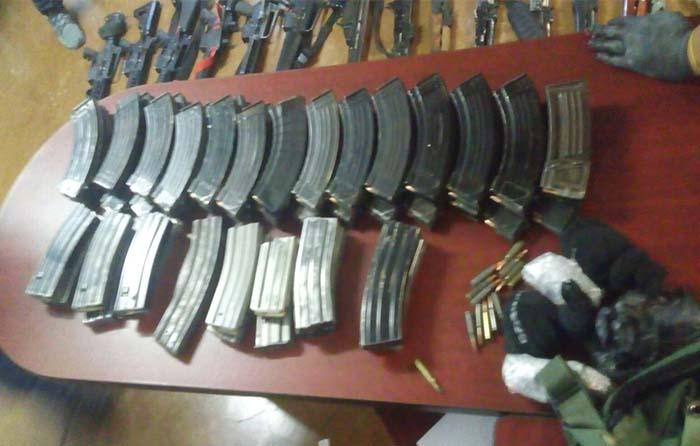 PGJ detiene a 22 en Michoacán